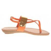 Shoes Women Sandals Cassis Côte d'Azur Takwa Orange Orange