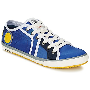Shoes Men Low top trainers Diesel Basket Diesel Blue