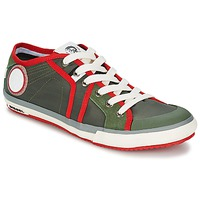 Shoes Men Low top trainers Diesel Basket Diesel Kaki