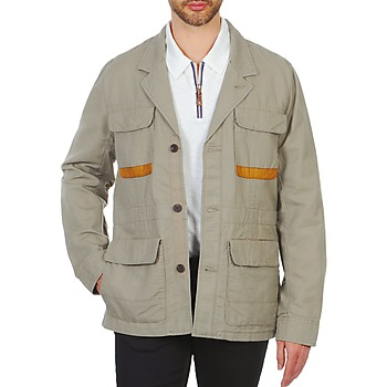 Clothing Men Parkas Chevignon VOLTA Grey