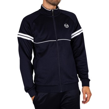 Clothing Men Jackets Sergio Tacchini Orion Track Jacket blue