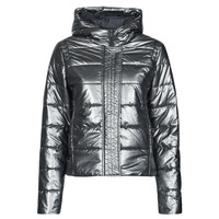Clothing Women Duffel coats Ikks BETHANY Silver