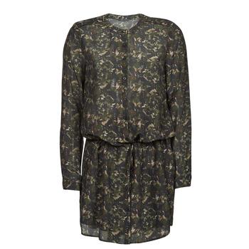 Clothing Women Short Dresses Ikks COOPER Multicolour