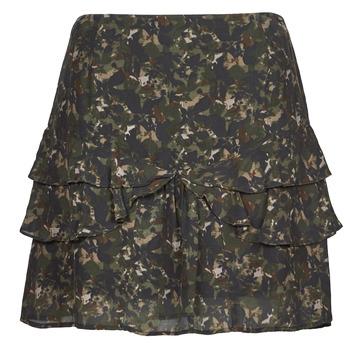 Clothing Women Skirts Ikks ALAMI Multicolour