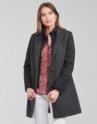 Clothing Women Coats Ikks HERRO Grey