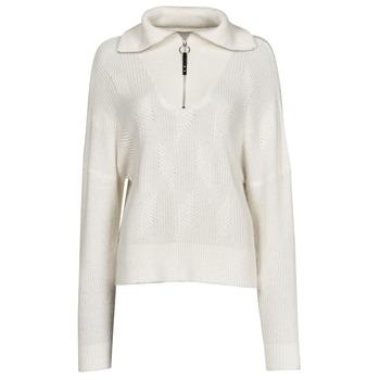 Clothing Women Jumpers Ikks AVINON White