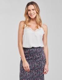 Clothing Women Tops / Blouses Ikks FILON White