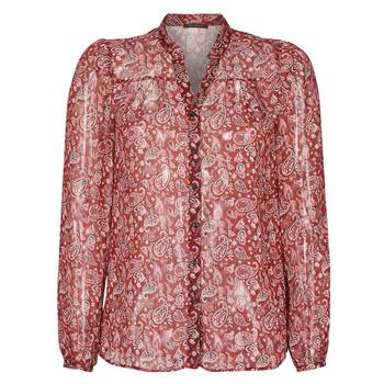 Clothing Women Shirts Ikks POULIO Red