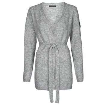 Clothing Women Jackets / Cardigans Ikks GROWNI Grey