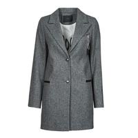 Clothing Women Coats Ikks GUILIA Black