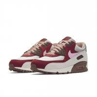 Shoes Low top trainers Nike Air Max 90 Bacon Sail/Straw-Medium Brown-Sheen