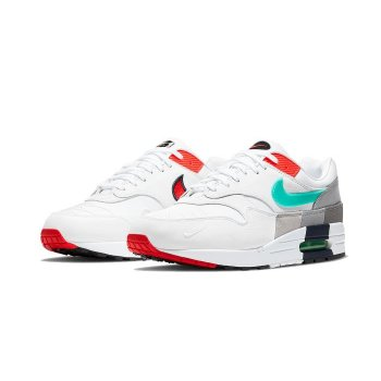 Shoes Low top trainers Nike Air Max 1 Evolution of Icons Multicolor