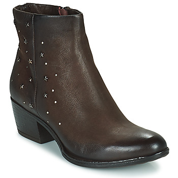 Shoes Women Ankle boots Mjus DALLY STAR Brown
