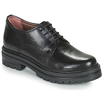 Shoes Women Derby Shoes Mjus DOBLE DERBY Black