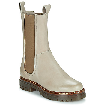 Shoes Women Mid boots Mjus DOBLE CHELS Beige