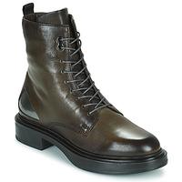 Shoes Women Mid boots Mjus MORGANA LACE Grey / Dark