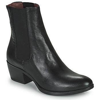 Shoes Women Ankle boots Mjus DALLAS Black