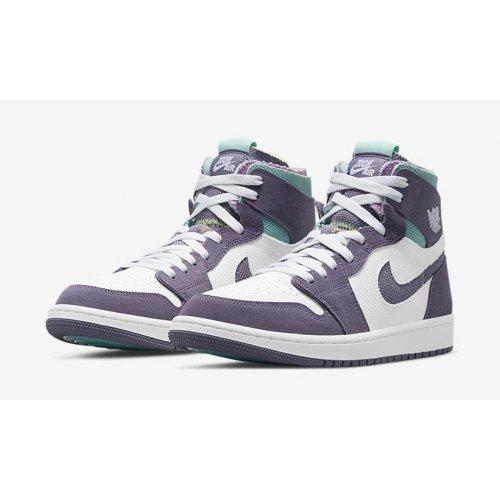 Shoes Hi top trainers Nike Air Jordan 1 Zoom Tropical Twist White/Daybreak-Tropical Twist
