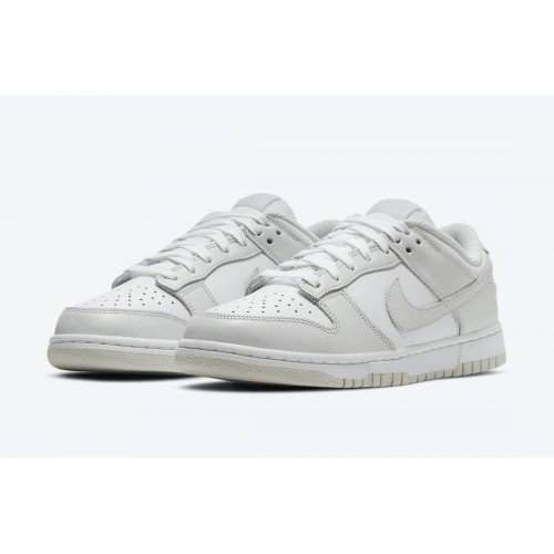 Shoes Low top trainers Nike Dunk Low Photon Dust White/Photon Dust