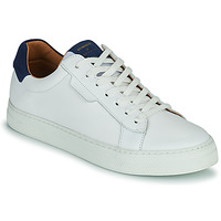 Shoes Men Low top trainers Schmoove SPARK CLAY White