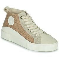Shoes Women Hi top trainers Armistice FOXY MID LACE W Beige