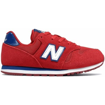 Shoes Children Running shoes New Balance 373 Red