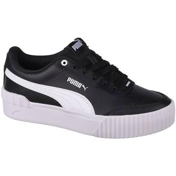 Shoes Women Low top trainers Puma Carina Lift Black