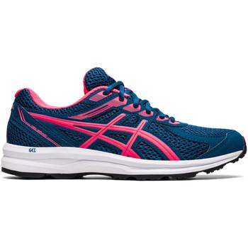 Shoes Women Running shoes Asics Chaussures femme  Gel-Braid bleu/rose flash