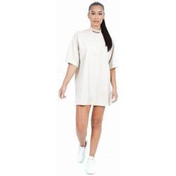 Clothing Women Short Dresses Sixth June Robe femme  Col Rond beige