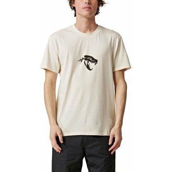 Clothing Men Short-sleeved t-shirts Globe T-shirt  Dion Agius Hollow beige