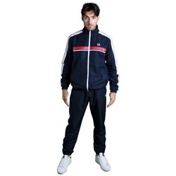 Clothing Men Tracksuits Sergio Tacchini Survêtement  Agave nsk/red