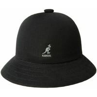 Clothes accessories Men Hats Kangol Chapeau  Tropic Casual noir