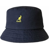 Clothes accessories Men Hats Kangol Chapeau  délavé bleu marine