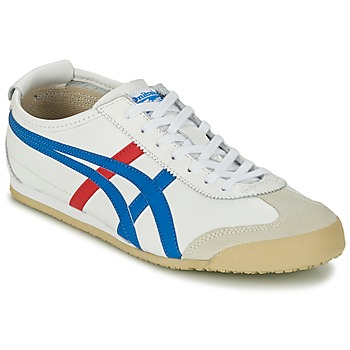 Onitsuka Tiger  MEXICO 66  mens Shoes (Trainers) in white