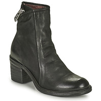 Shoes Women Ankle boots Airstep / A.S.98 JAMAL LOW Black