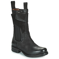 Shoes Women Mid boots Airstep / A.S.98 SAINTEC CHELS Black