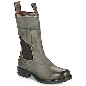 Shoes Women Mid boots Airstep / A.S.98 SAINTEC CHELS Grey