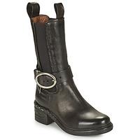 Shoes Women Ankle boots Airstep / A.S.98 NOVASUPER CHELS Black