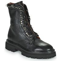 Shoes Women Mid boots Airstep / A.S.98 HEAVEN LACE Black