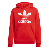 Clothing Children Sweaters adidas Originals MIOUT Red