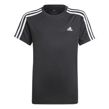 Clothing Boy Short-sleeved t-shirts adidas Performance MARIONA Black