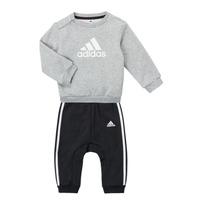 Clothing Boy Sets & Outfits adidas Performance SONIA Grey / Black