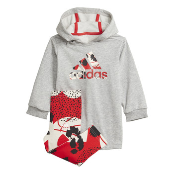 Clothing Girl Sets & Outfits adidas Performance CAMILLE Multicolour