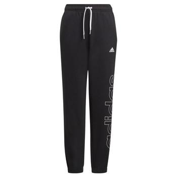 Clothing Boy Tracksuit bottoms adidas Performance PETILA Black
