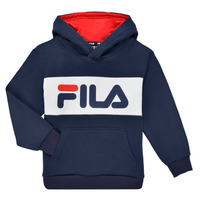 Clothing Boy Sweaters Fila GOUMET Marine