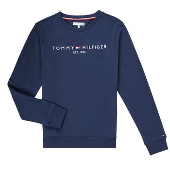 Clothing Boy Sweaters Tommy Hilfiger TERRIS Marine