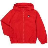 Clothing Boy Jackets Tommy Hilfiger ANTHINEA Marine