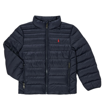 Clothing Girl Duffel coats Polo Ralph Lauren PERTUN Marine
