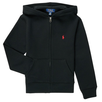 Clothing Boy Sweaters Polo Ralph Lauren SINELA Black