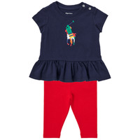 Clothing Boy Sets & Outfits Polo Ralph Lauren BETINA Multicolour